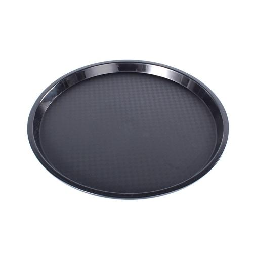 1 Stück 14-Zoll-Runde Kellnerin / Kellner Tablett