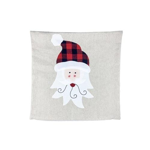 Fodere per cuscini natalizi 43 * 43 cm Fodere per cuscini con decorazioni natalizie
