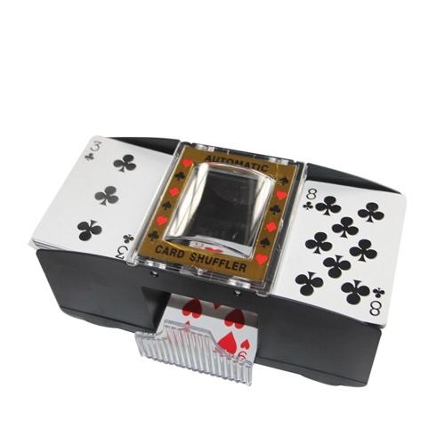2 Decks Automatic Card Shuffler