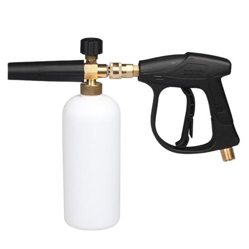 Boquilla ajustable para lavado de autos a chorro de espuma a presión de 1/4 ''