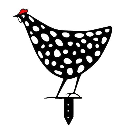 Chicken Garden Decor