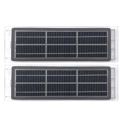 1 par de filtros de carbón activado de repuesto