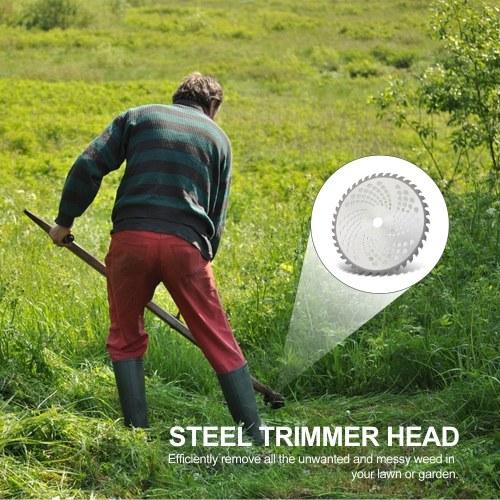 Trimmer Head Cutter Blade Outdoor Lawn Mower Head