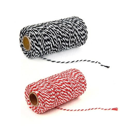 Christmas Cotton Twine String