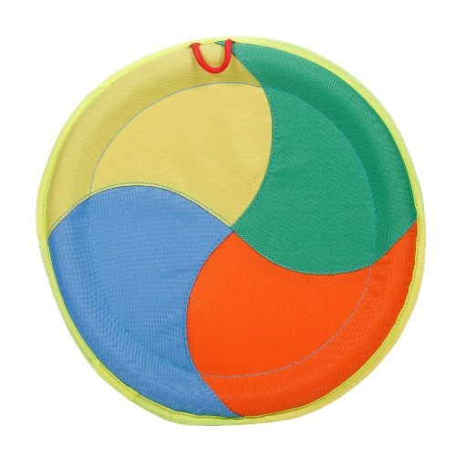 Pet Flying Disc Dog Soft Chew Toy