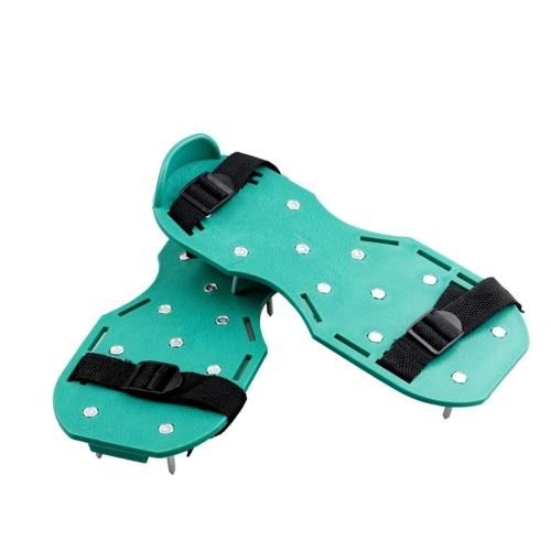 Zapatos de aireador de césped