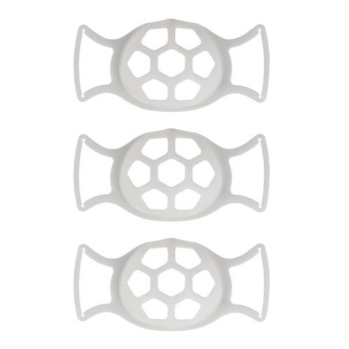 3 PCS Silicone Mask Bracket