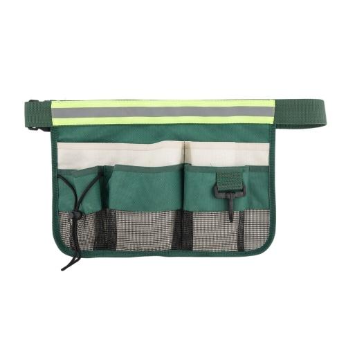 Bolsas de cinturón para herramientas de jardín