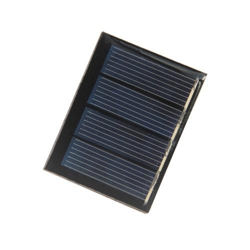 0,23 W 2 V 115 mA Painel Solar de Mini Célula Solar de Silício Policristalino