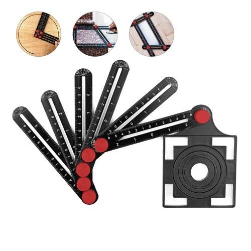 Universal Lineal Aluminiumlegierung Multi Angle Measuring Tool