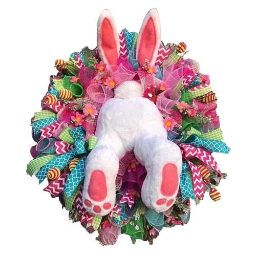 Easter Decoration Bunny Garland Decoration
