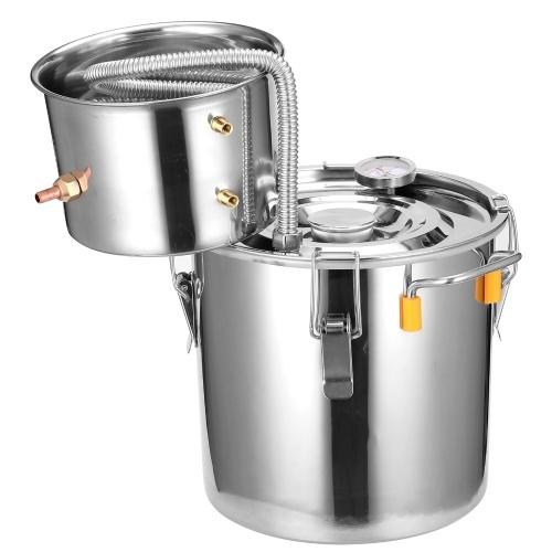 Маленькая домашняя пивоваренная дистиллятор Pure Dew Machine 2GAL (8L)