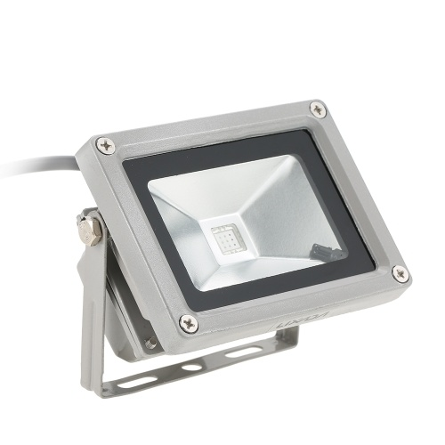 10W RGB LED Flood Light Waterproof Landscape Lamp