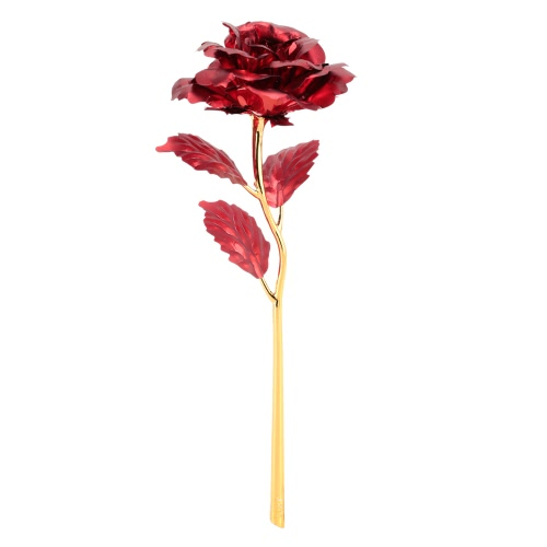 Real-Like Simulation Handmade Rose Artificial Flower for Wedding Bridal Party Home Hotel Decoration Valentine's Mother's Day Gift