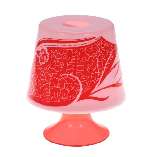 Мода лампа Стиль Ролл ткани держатель Box ванной Обложка Бумага для отеля Прилавок Living Room