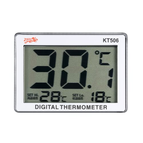 Mini LCD cyfrowy termometr Aquarium Fish Tank wodomierz temperatury 0 ° C ~ 37 ° C
