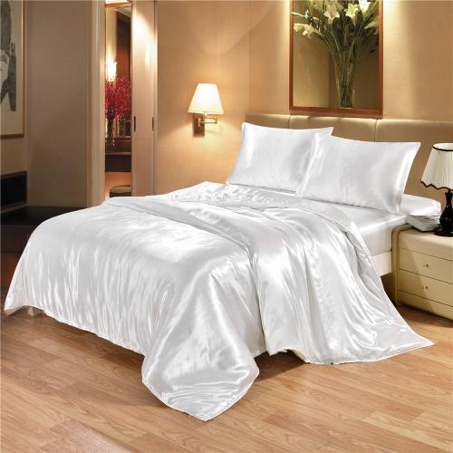 Seidenartiges gut gemachtes Bettwäsche-Abdeckungs-Set