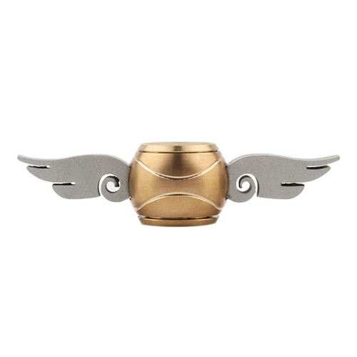 Hand Toy Spinner Copper Quidditch Snitch Fidget Cube High Speed Bearing Stress Reducer EDC Focus Relieves ADHD Anxiety for Adult Children
