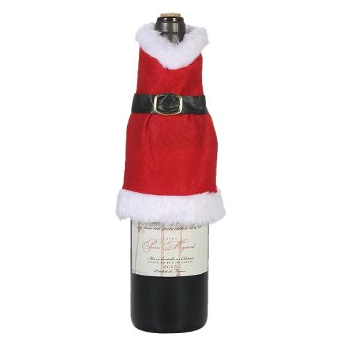 Okładka Butelki Wina Bożego Narodzenia