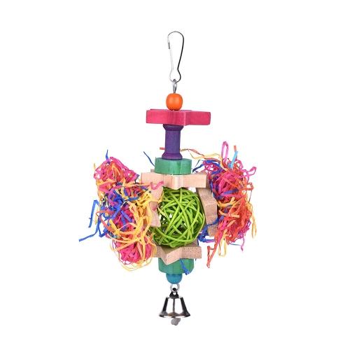 Цветные игрушки для игрушек для игрушек для птиц