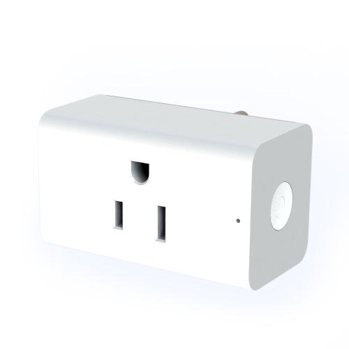 WiFi Smart Home Plug Mini Wireless Smart Socket US Plug Таймер Switch Power Remote Control Домашнее устройство из любого места с помощью смартфона Поддержка APP для Amazon Alexa Echo / Google Home No Hub Required