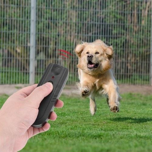 Отпугиватель домашних животных Отпугиватель домашних животных Отпугиватель Anti Barking Stop Bark Training Device Trainer Ультразвуковой сканер