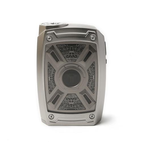 Teslacigs XT 220W Box Mod 510 Thread Электронная коробка для сигарет Vape Mod с разноцветной подсветкой Электронная сигарета 18650 Батарея не входит