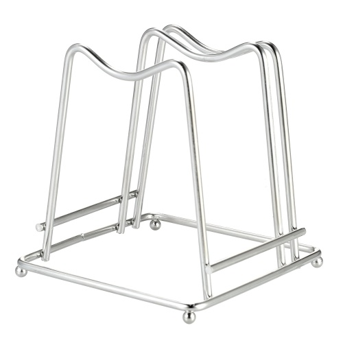Stainless Steel Cutting Board Holder