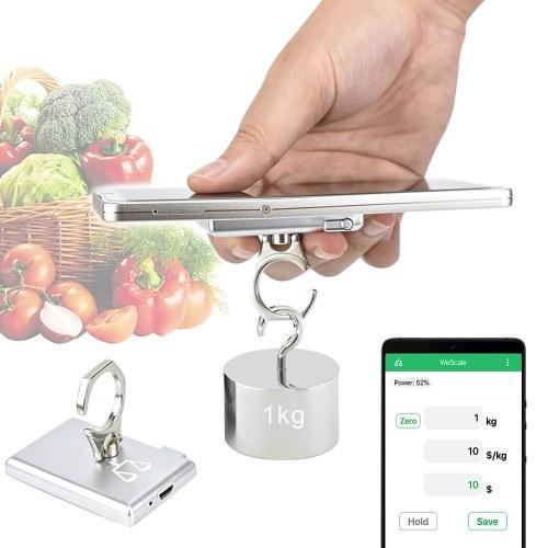 Soportes de teléfono móvil de escala electrónica portátil multifunción