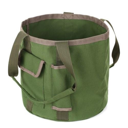 Портативный складной коврик для садовой сумки