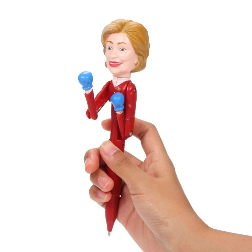Дональд Трамп / Хиллари Клинтон Говорящая ручка Smack Talk Бокс с шариковой ручкой