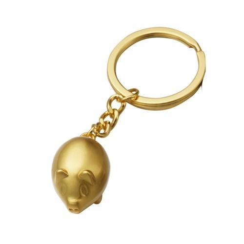 Mode einfach Schwein Schlüsselanhänger
