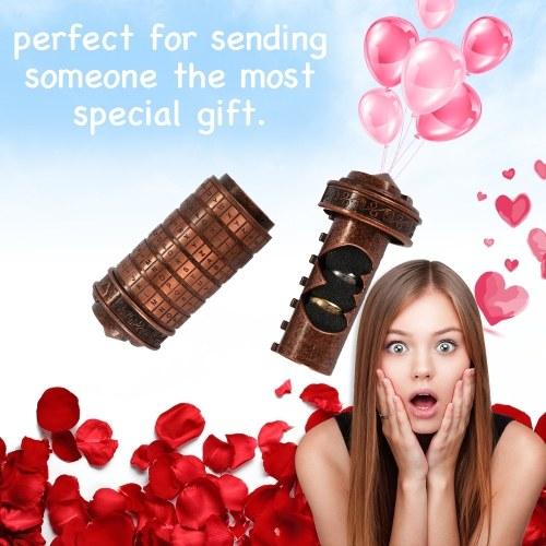 Retro Birthday Valentine Gift Box
