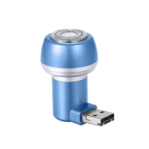 Afeitadoras eléctricas caseras recargables por USB
