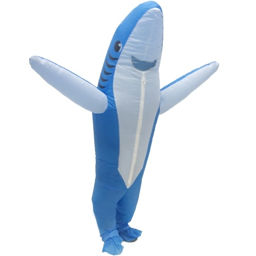 Déguisement Cosplay Requin Gonflable Adulte