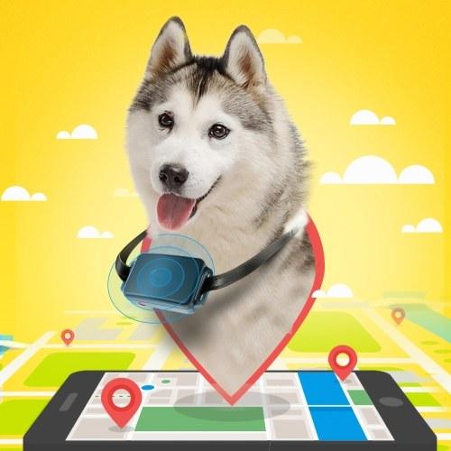 GPS Pet Tracker Smart Pet Tracker Pet GPS Tracker GPS Pet Tracker and Activity APP Control IP67 Waterproof