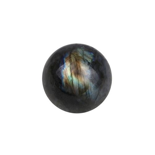 Labradorite natural quartzo esfera de ametista bola de cristal cura citrino