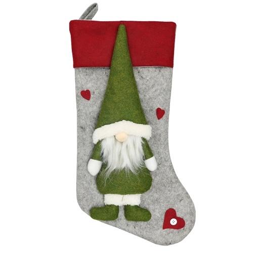 Christmas Socks Gift Bag For Christmas Party Decorating