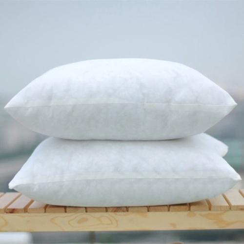 Foamily Premium Hypoallergene Haushaltswaren Stuffer Kisseneinsatz Sham Square Form Polyester 45X45CM Standard / Weiß
