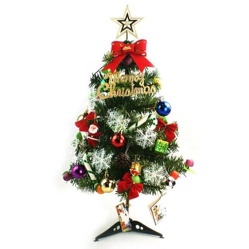 Рождественская елка Искусственная елка с украшениями фото