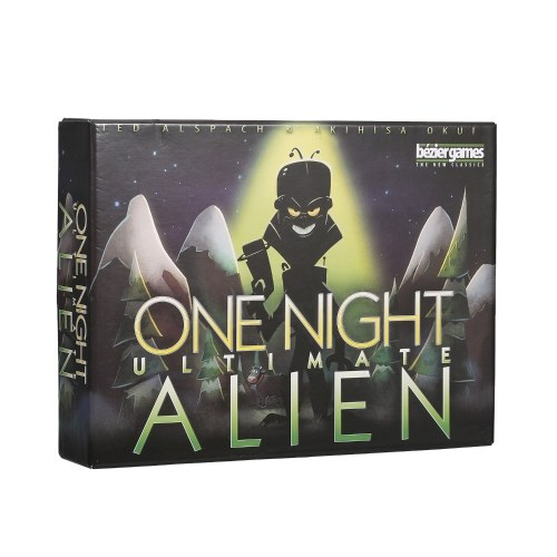 51% OFF One Night Ultimate Alien Card Ga