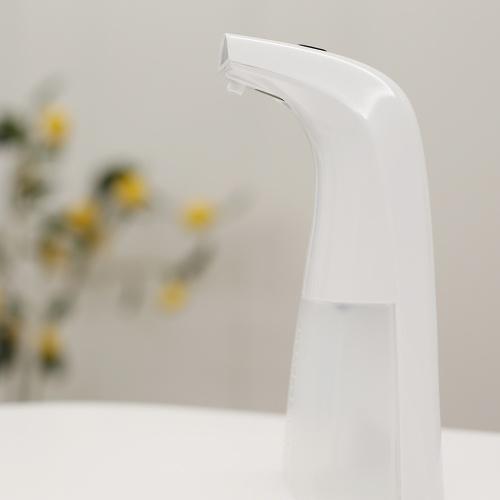 250ML Automatische Schaumseifenspender Induktionsflüssigkeit Handwaschmaschine