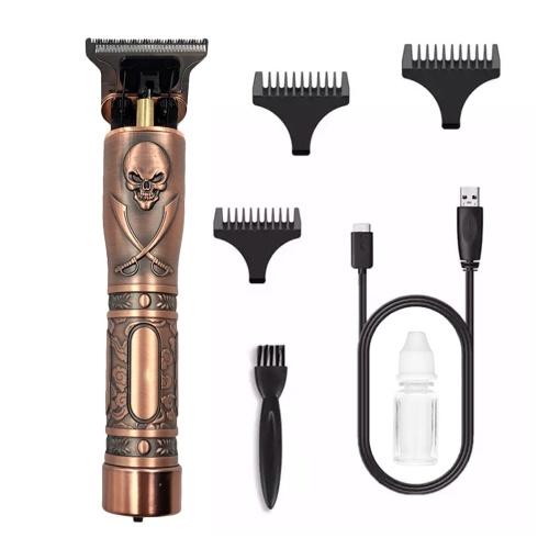 Машинка для стрижки волос T-Blade Набор электрических машинок для стрижки волос, Профессиональный лысый триммер для волос для мужчин, Электрический USB Аккумуляторная Главная Стрижка Стрижка волос Бритва для бороды Инструмент для парикмахера фото