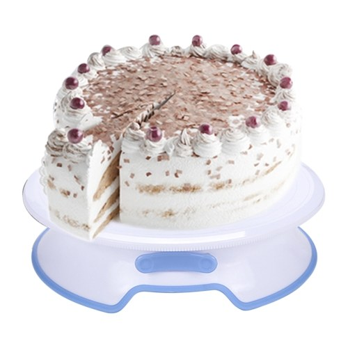 12 Inch Rotating Cake Turntable Cake Stand Cake Decorating Kit Display Stand Baking Tools