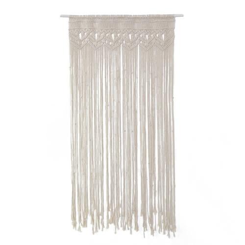 Wall-Hanging Handmade Woven Macrame Wall Tapestry