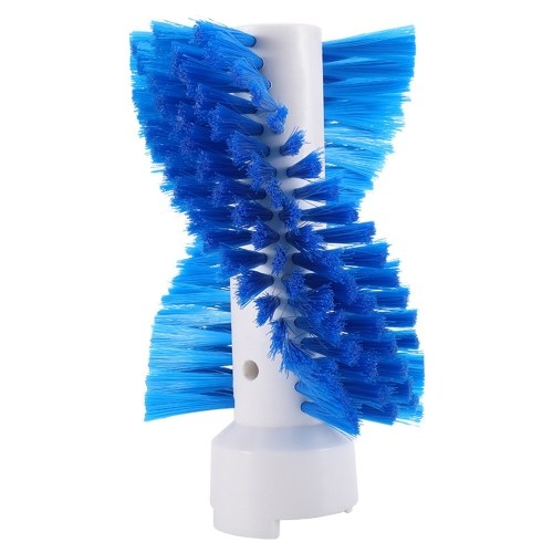 Mini lavar la máquina de zapatos Cepillo de nylon Cepillo para lavadora de zapatos