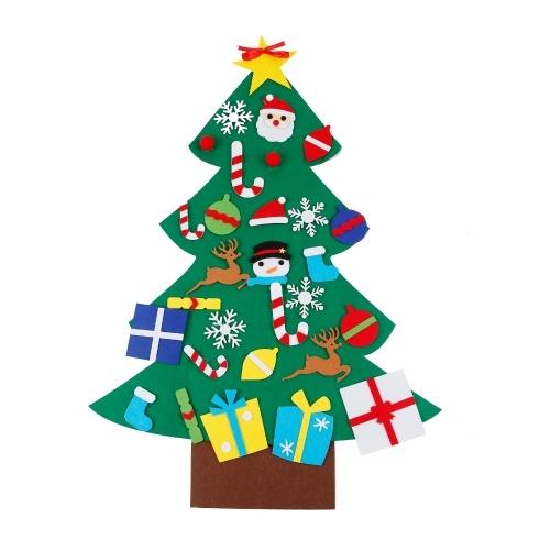 DIY Filz Weihnachtsbaum