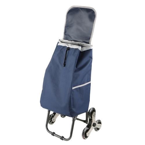 Folding Shopping Bag Cart