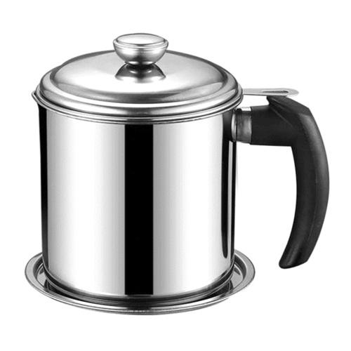 Kitchen Oil Pot (304 & 1.8L & PP Handle)
