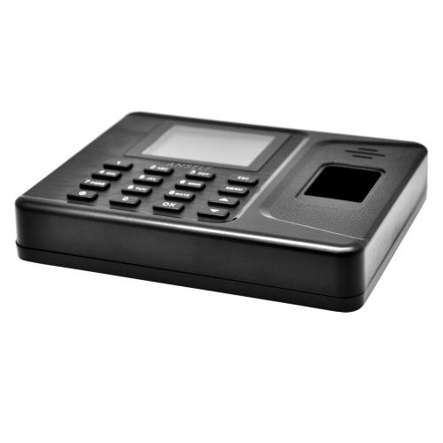 """Realand 2,8 """"TFT LCD Wyświetlacz biometryczny odcisków palców Attendance Machine DC 5V / 1A Zegar Rejestrator Pracownik Checking-in Reader A-E260"""